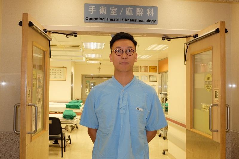 手術室護士唐浩淇