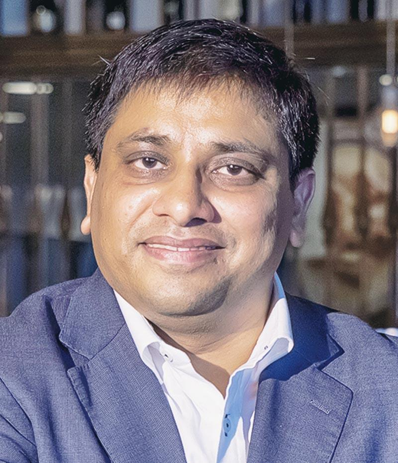 Dining Concepts 行政總裁 Sandip Gupta