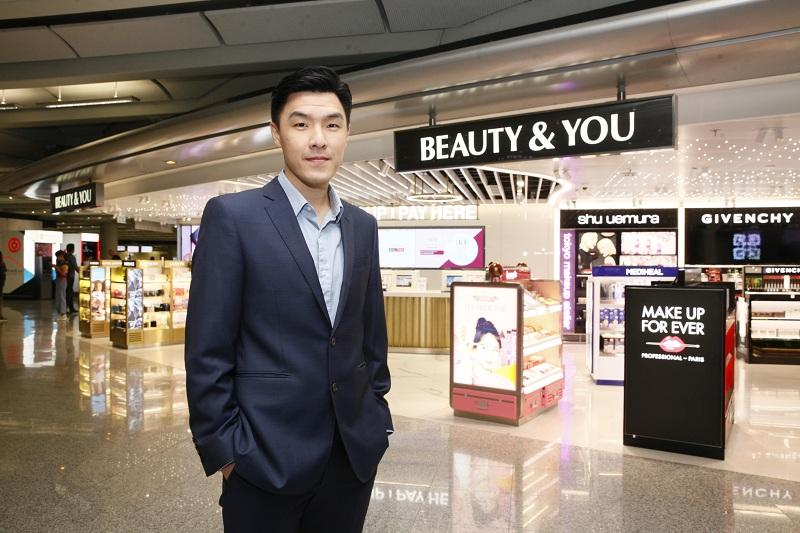 BEAUTY&YOU by The Shilla DutyFree營運總監王國熙(Michael)
