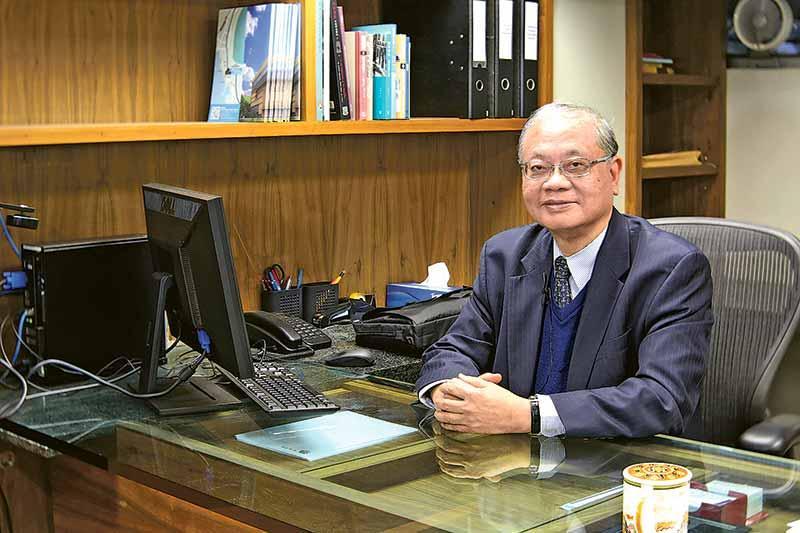 珠海學院校長李焯芬教授