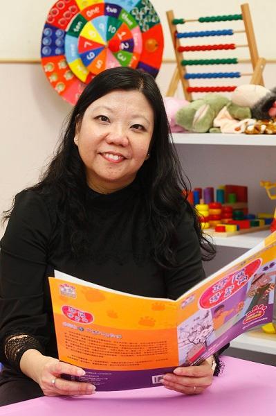 明愛社區書院藝術及人文學部黃頴琪高級講師(Vicky)
