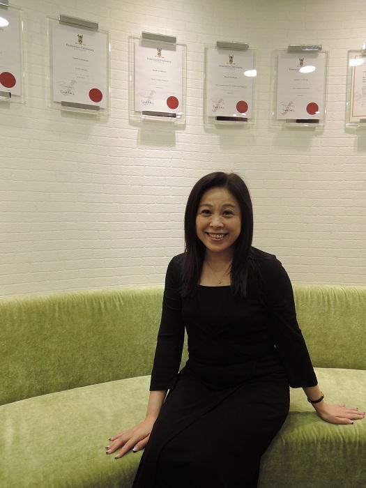 尚華書院酒店管理及旅遊課程總監何月玲(Kennie)