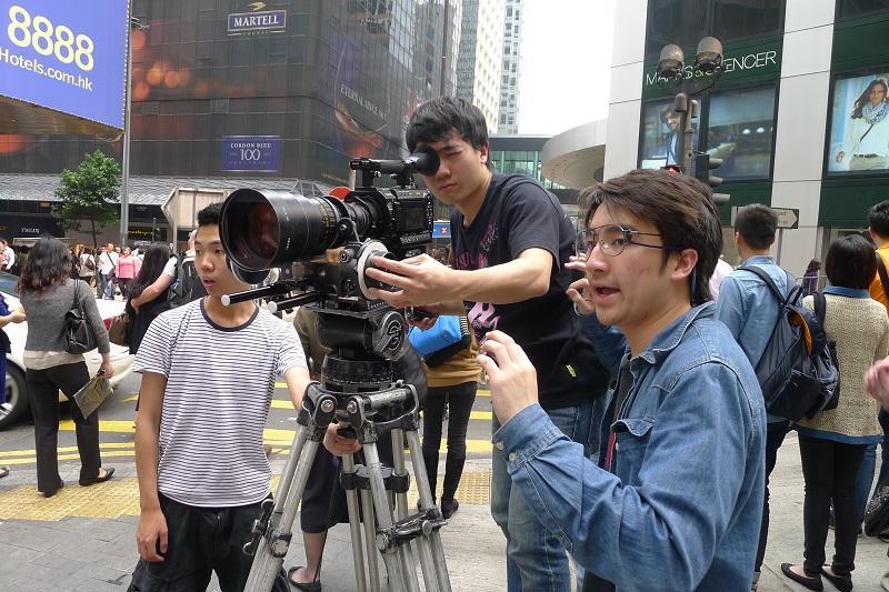 (相片由香港浸會大學電影學院提供)