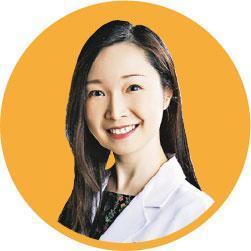 皮膚及性病科專科醫生唐碧茜(受訪者提供)