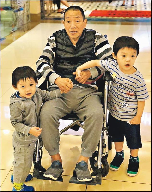 Ryan說,父親和兩個兒子,就是他的原動力。(受訪者提供)