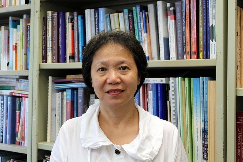 香港中文大學社會工作學系副系主任林靜雯教授