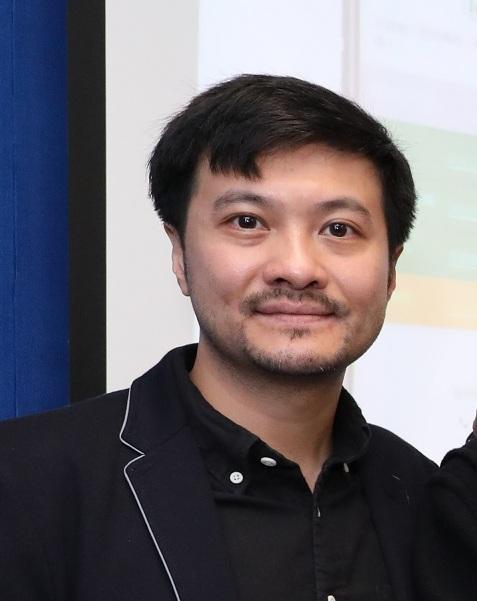 IVE 李惠利院校資訊科技系講師黃俊彥(相片由IVE提供)