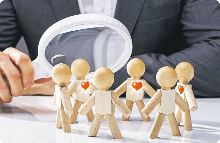 管理基本課——管理層想做好人事管理,要先了解每個下屬性格,一來可按各人個性採取不同溝通方法,二來亦有助了解下屬行為背後的心態。(AndreyPopov@iStockphoto /明報製圖)