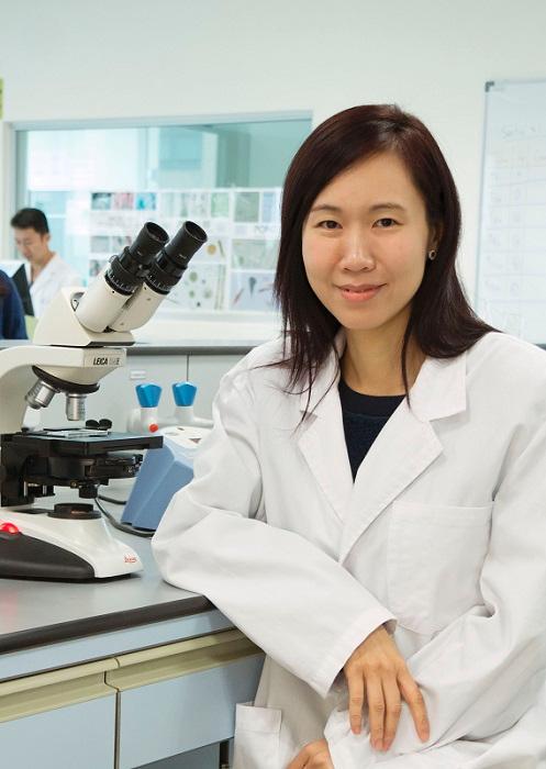 香港浸會大學國際學院(HKBU CIE)應用科學學部學科統籌蔡笑華博士
