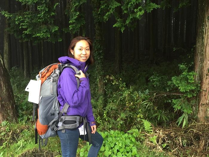 香港生態旅遊專業培訓中心(ETTC)高級經理/企業發展主管張單媚(Tammy)