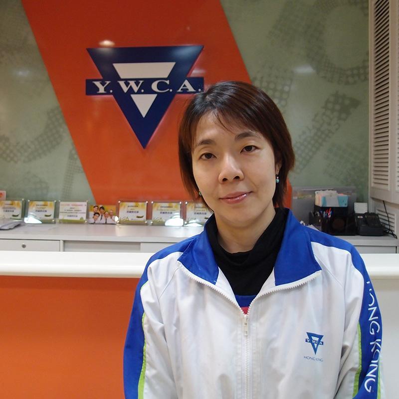李雅琪(Katie)香港基督教女青年會(YWCA)職涯發展及持續教育部經理