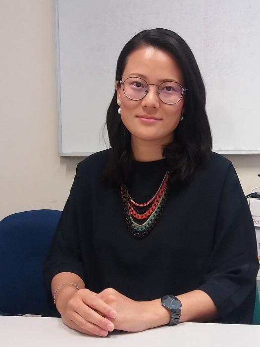 嶺南大學持續進修學院 (LIFE) 幼兒教育高級文憑課程主任鍾善鈴