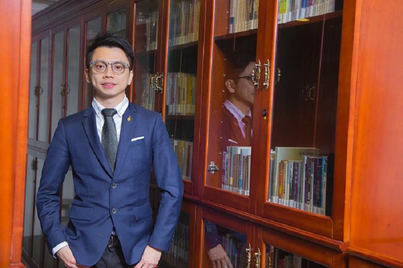 香港市務學會主席兼香港中文大學市場學理學碩士專業顧問凌羽一博士(Dr. Jeffrey Hui)
