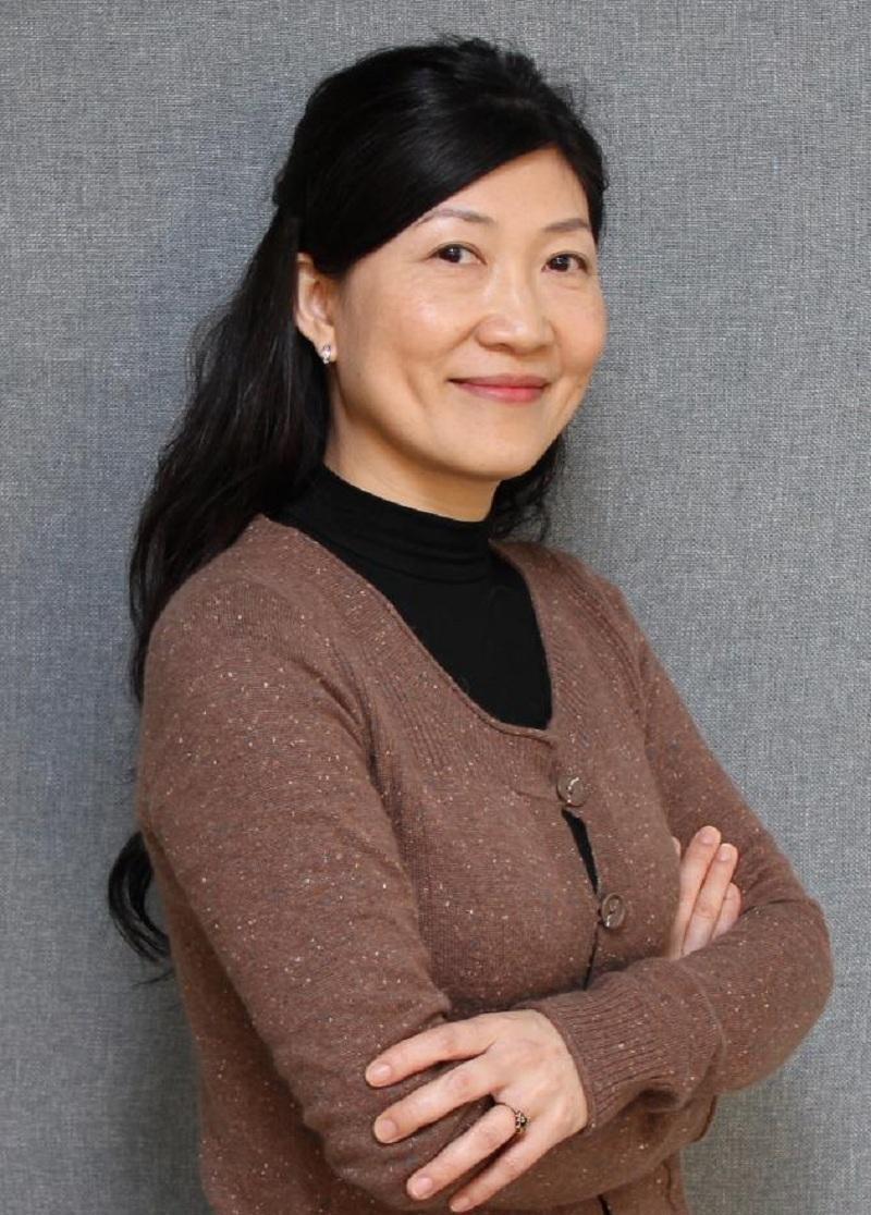 東華學院護理學院副教授鄭麗湘博士(相片由東華學院提供)