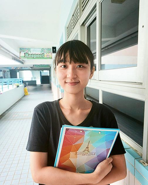 崔雪琳(Sue):自信提升 將興趣化成學習動力