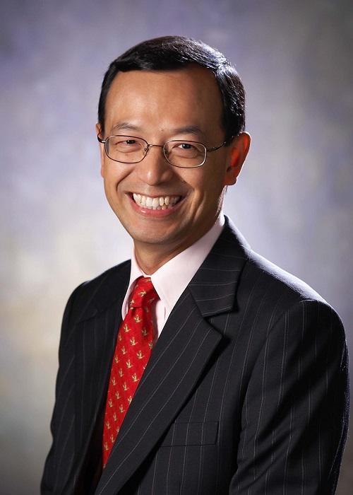 香港耆康老人福利會主席麥建華博士