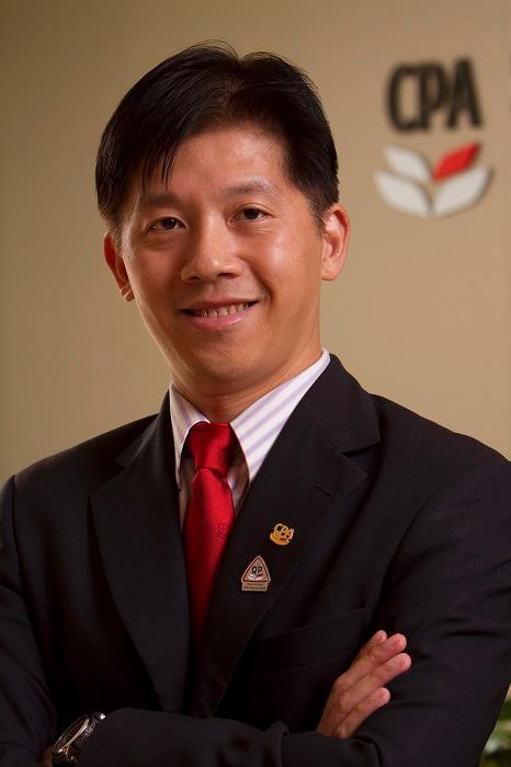 香港會計師公會專業資格及教育執行總監伍大成(相片由香港會計師公會提供)