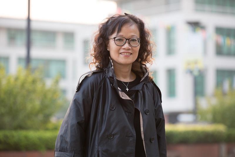 香港教育大學幼兒教育學系助理教授黎玉貞博士(相片由受訪者提供)