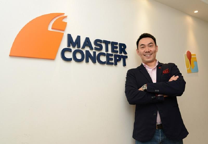 Master Concept (思想科技) 總監暨聯合創辦人王智信 (Dennis)