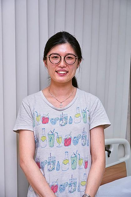 楊曉霞,「醫護支援人員(臨床病人服務)基礎證書」2015年畢業生