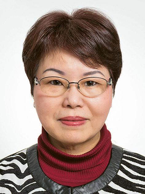 香港安老服務協會主席李輝