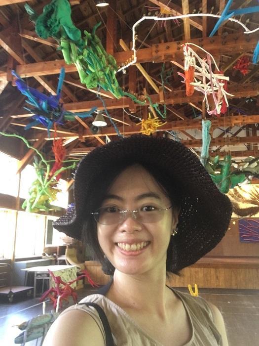 香港藝術治療師協會行政秘書、註冊藝術治療師鄧海琳