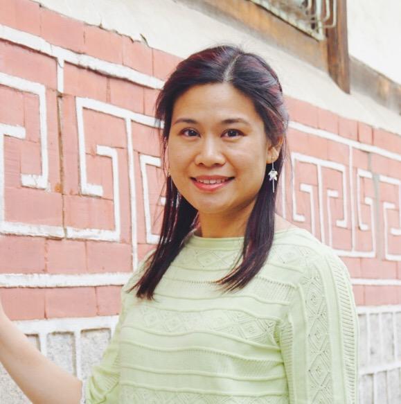 香港藝術治療師協會副主席、註冊藝術治療師陳詠儀 (Grace)