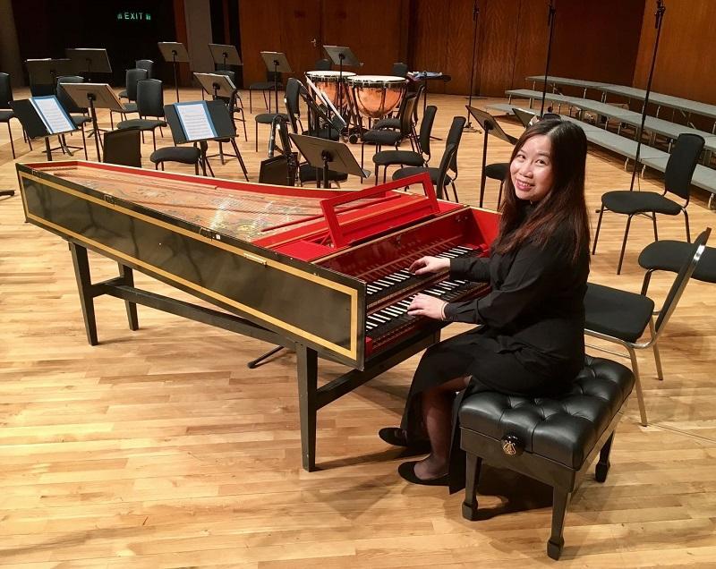 明愛白英奇專業學校「音樂研習高級文憑」課程學員潘儉雅