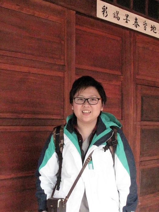 香港生態旅遊專業培訓中心經理梁樂琪 (Kim)