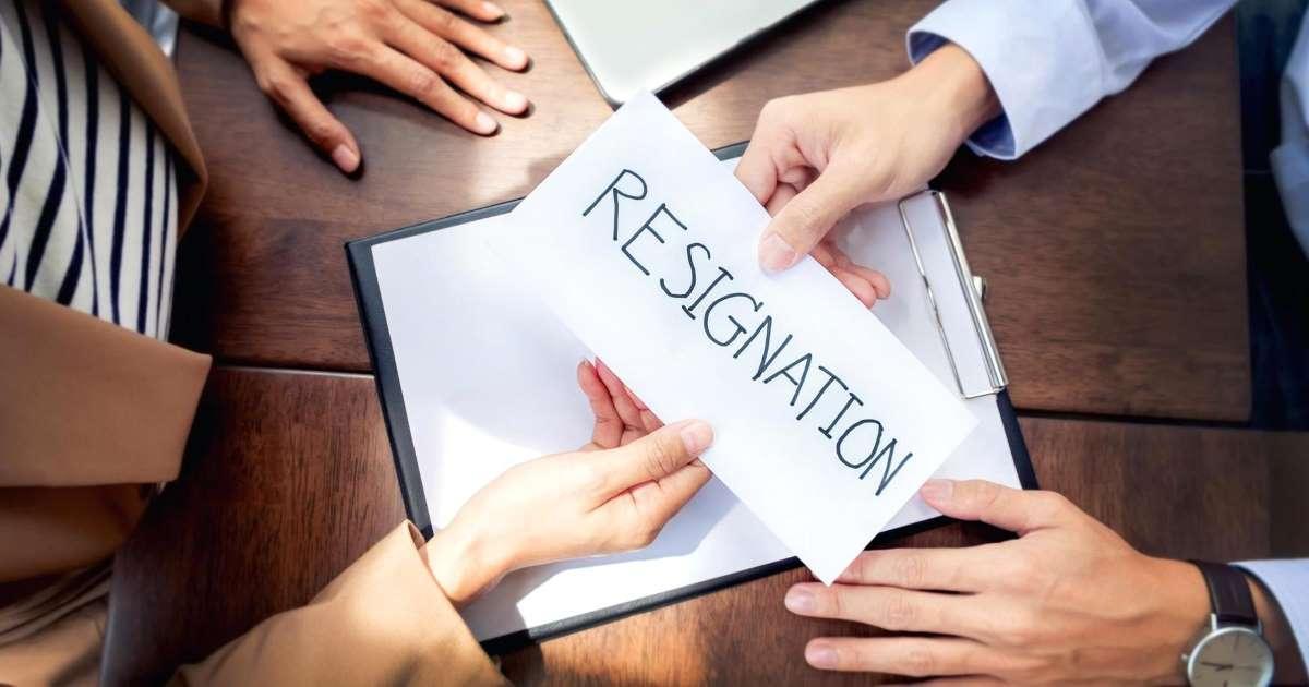 (網上圖片): 「老闆,我辭職啦!」你的辭職原因又是什麼?
