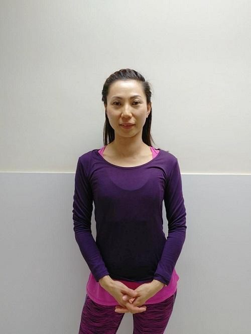 聖雅各福群會持續教育中心導師兼痛症伸展治療師黃月珊 (Sandy)