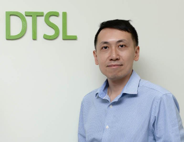 DTSL 集團營銷總監、「STEM 教學及應用培訓課程」導師梁禮德 (Chris)