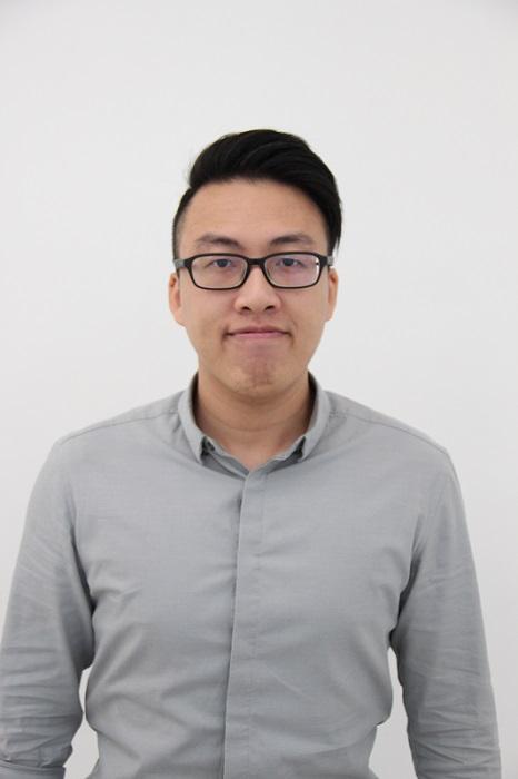 香港青年協會生活學院「無人機操作 (航拍) 培訓證書」課程主任周沛泉 (Reeve)