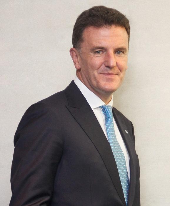 CFA 協會亞太區董事總經理連伯樂 (Nick Pollard)