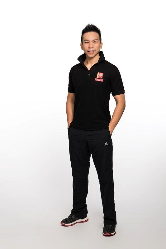 亞洲運動及體適能專業學院 (AASFP) CEO / 課程總監、註冊物理治療師周錦浩