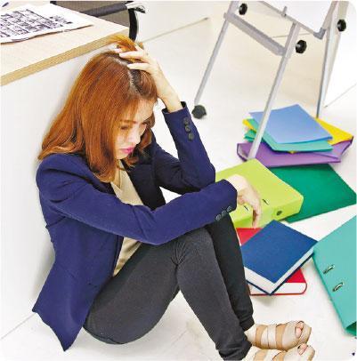 愈拖愈焦慮——愈是拖延,焦慮只會有增無減。其實,只要開始行動,許多造成拖延的問題都不存在。(tuaindeed@iStockphoto)