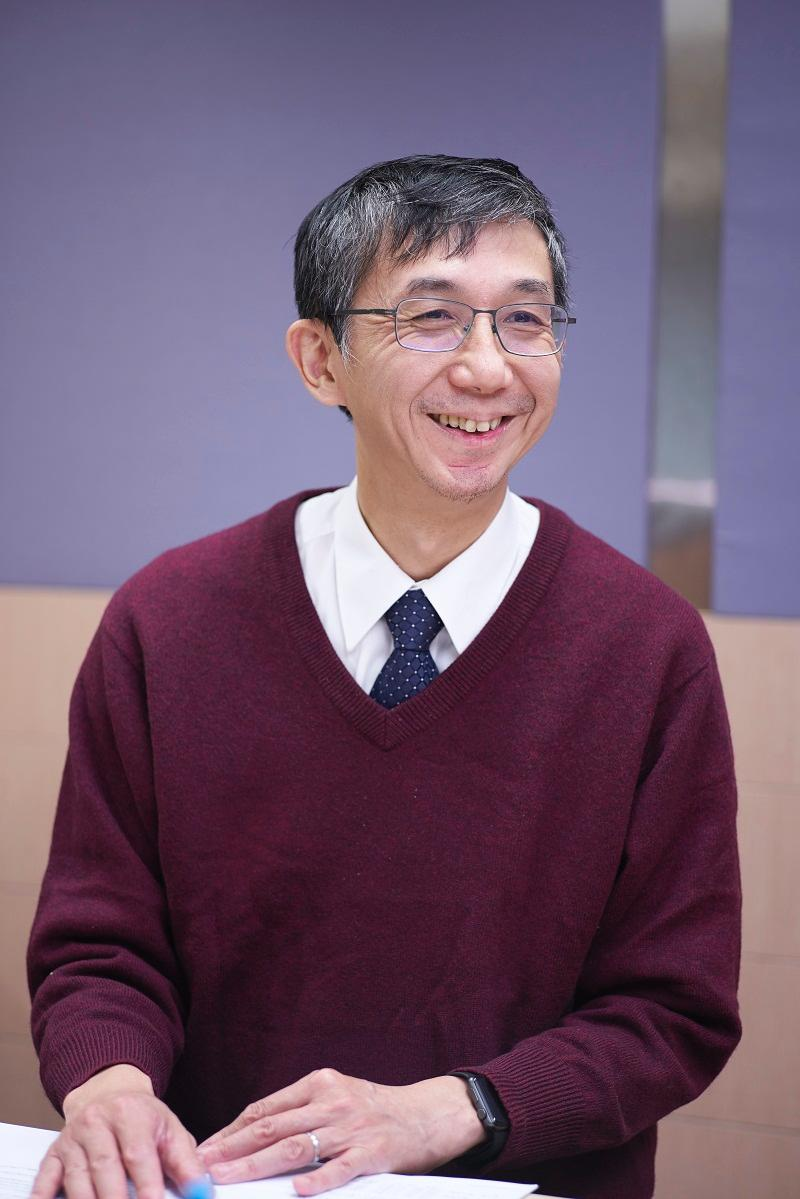 中大內科及藥物治療學系老人科教授郭志銳醫生