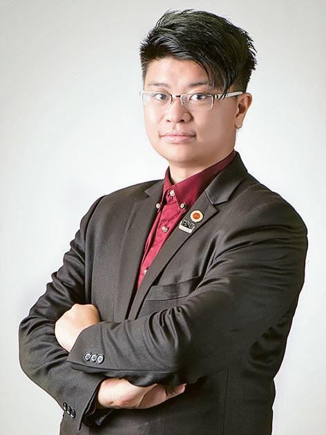 富泰護理安老院副主席陳孟昇