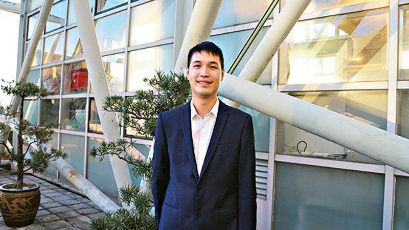 香港浸會大學生物系講師劉彥芹博士