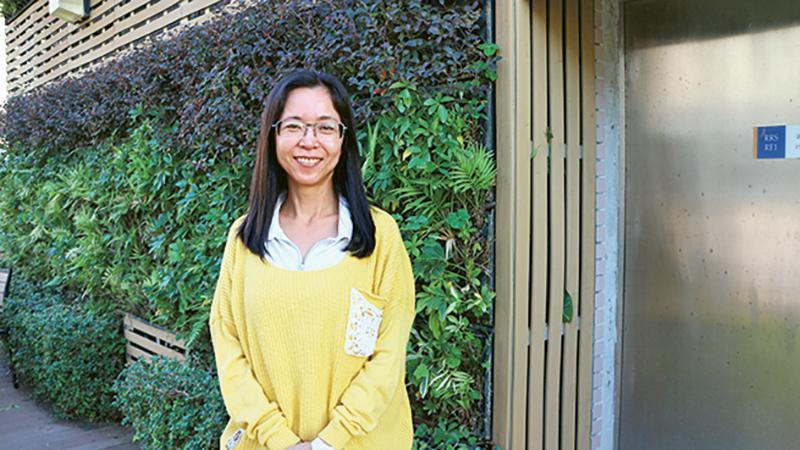 香港浸會大學生物系「環境及公共衛生管理理學碩士學位」課程主任鍾姍姍博士