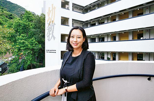 耀中幼教學院課程經理及實習統籌主任丁銹楓(Nancy)