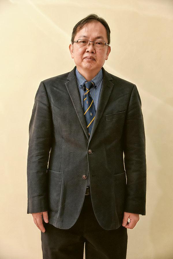 明愛社區書院熊志忠院長