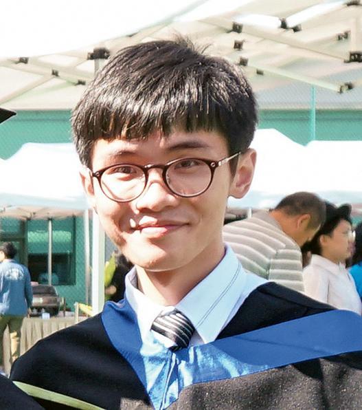 「中文研究文學碩士 (語文教育)課程」畢業生張嘉康