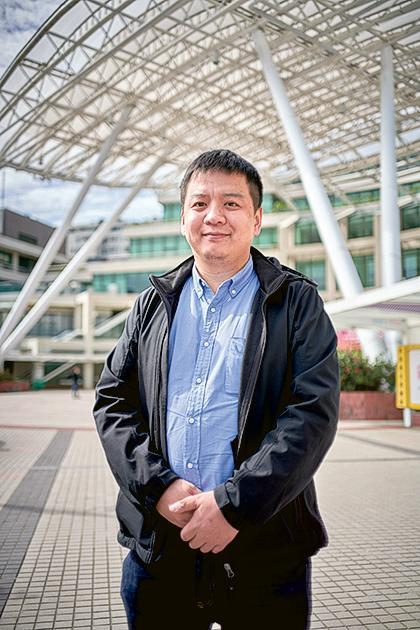 「中文研究文學碩士 (語文教育)課程」畢業生樊曦浩