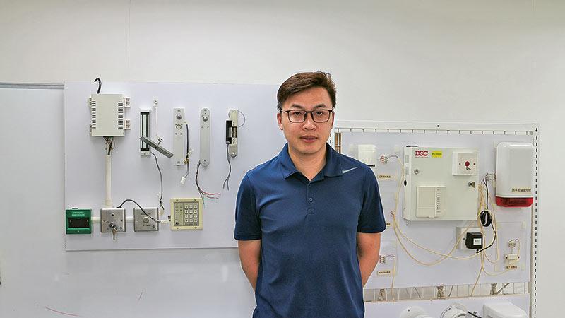 機電工程協會(香港)有限公司導師黃國昌(黃Sir)