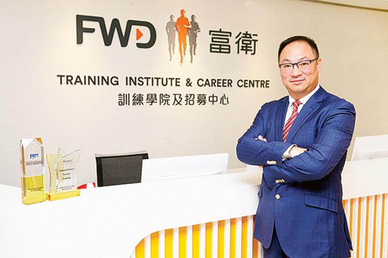 富衛香港及澳門首席營銷總監王君傑表示,「我們銳意拓展優秀的專屬代理人團隊,目標是2019 年達3,600 人, 5 年之內超越5,000 人! 」