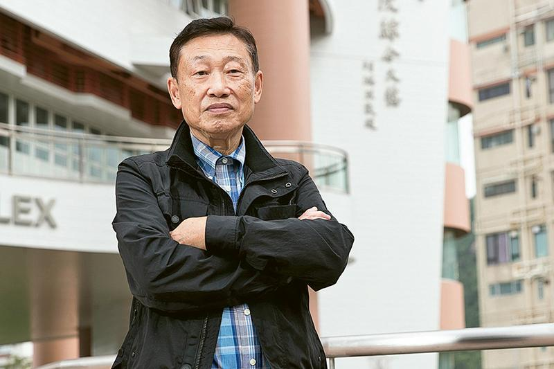 香港樹仁大學研究生院總監王建元教授