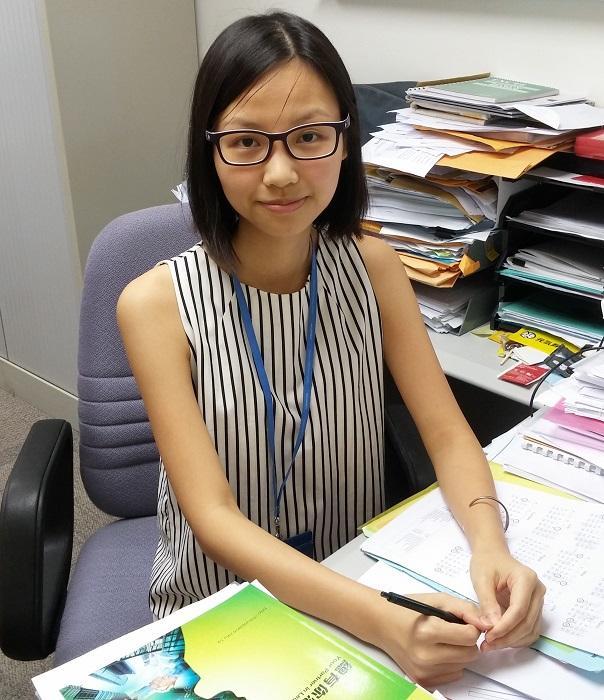 香港大學專業進修學院生命科學及科技學院助理課程主任蘇美如博士