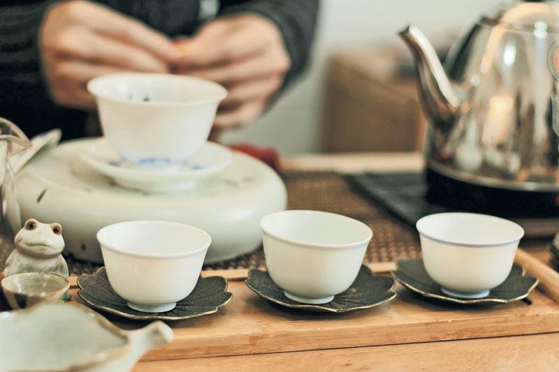 飲茶文化早已不局限於老一輩,是時下青年健康、慢活式的生活態度,更是不少品味人士的話題新貴。