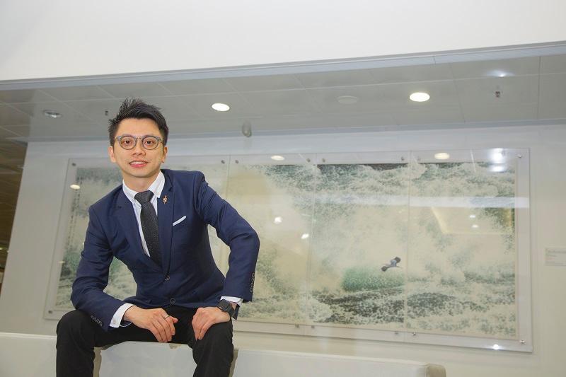 凌羽一博士(Dr. Jeffrey Hui)
